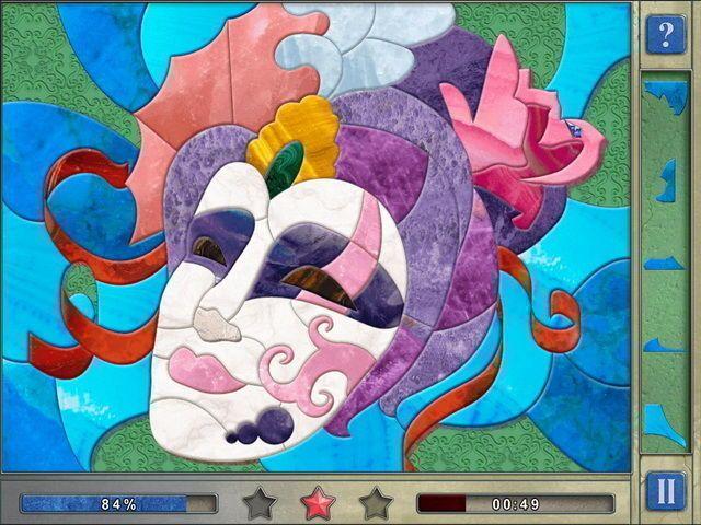 Мозаика. Игры богов