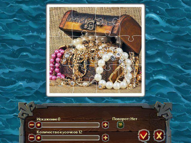 Пиратский пазл 2