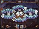 Бесплатная игра Пасьянс солитер. Хэллоуин 2 скриншот 5