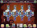 Бесплатная игра Пасьянс. Хэллоуин солитер скриншот 3