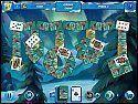 Бесплатная игра Солитер Джек Мороз. Зимние приключения 2 скриншот 4