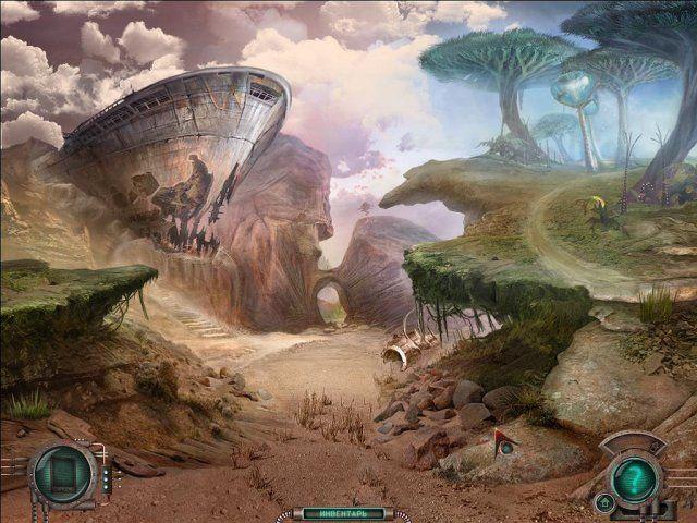 Тайна затерянной планеты